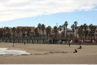 background barcelona beach 0006
