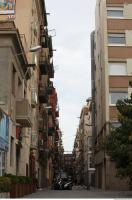 background barcelona street 0007