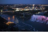 background niagara falls night 0003