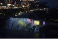 background niagara falls night 0005