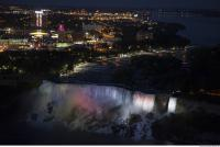 background niagara falls night 0006