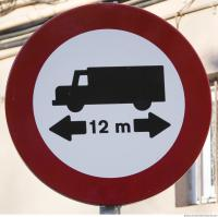 prohibition traffic signs 0008