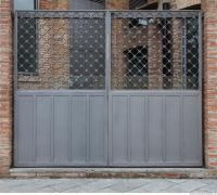 door metal gate