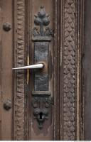 doors handle ornate