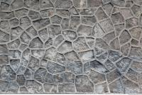 wall stones mixed size 0009