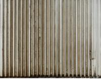 metal corrugated plates dirty 0002
