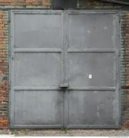 doors metal double 0008