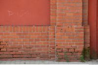wall brick patterned 0014