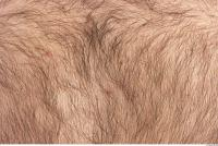 free photo texture of human skin hairy