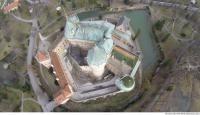 bojnice castle from above 0010