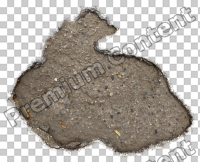 decal asphalt damaged 0005