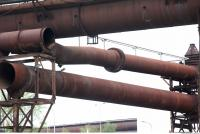 pipe metal rusty 0004