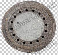 decal manhole cover 0002