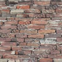 seamless wall bricks 0014