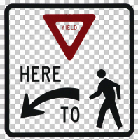 decal traffic sign 0001
