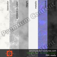 PBR substance texture silver