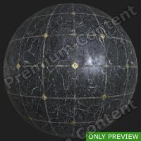 PBR substance preview marble floor 0001