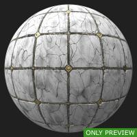 PBR marble floor preview 0001
