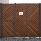 Gate Wooden Doors