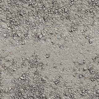 Seamless Soil-Gravel