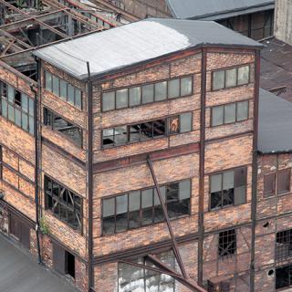 Derelict Buildings - Inspiration