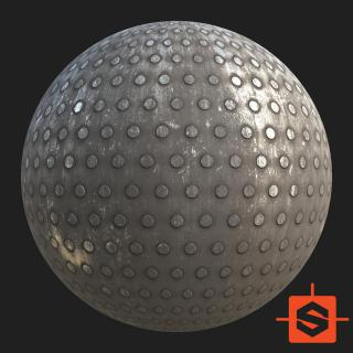 Metal Substance Material