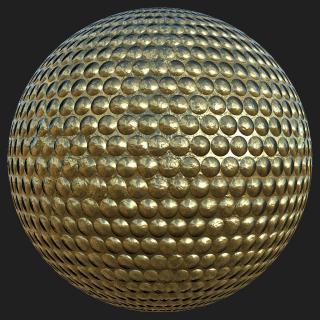 Gold PBR #2
