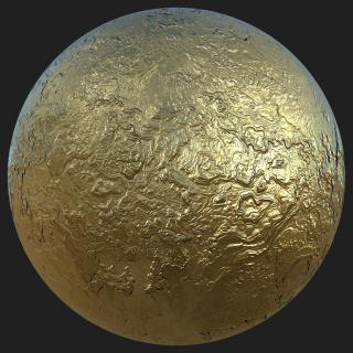 Gold PBR #5