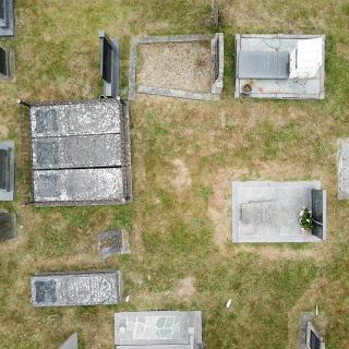 Background Cemetery
