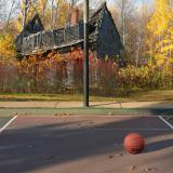 Hoops Haunted House - Workman Publishing